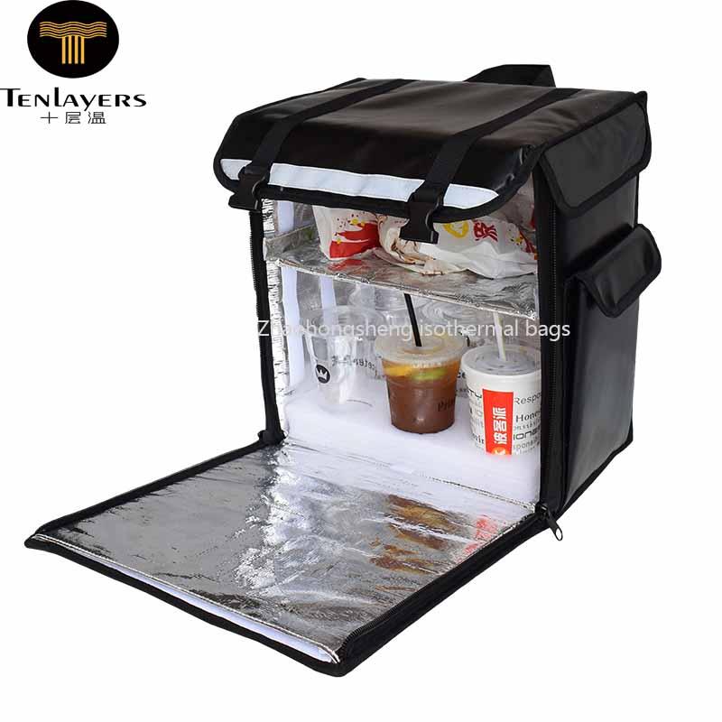 luxury waterproof food storage hiking beer backpack cooler bag