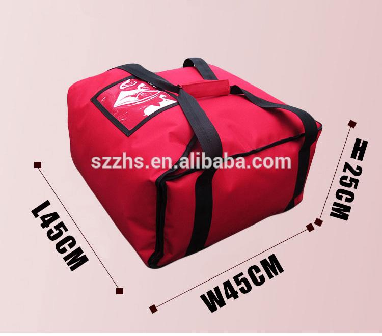 Pizza Food Delivery Cooler Bag