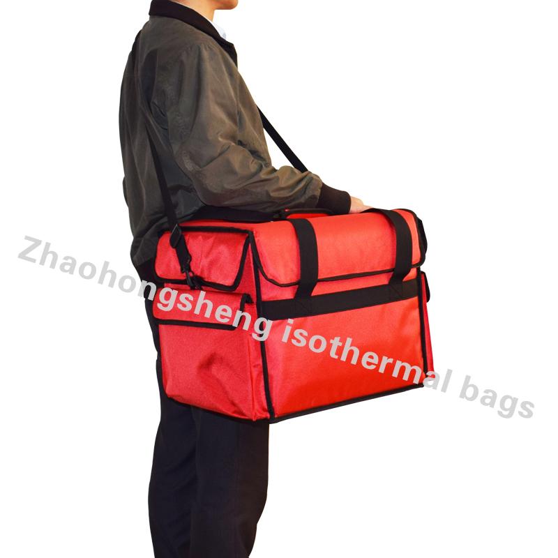 ZVINOKOSHA Waterproof 12V Insulated Lunch Container Hot Food nenharo Pizza Perille Bag