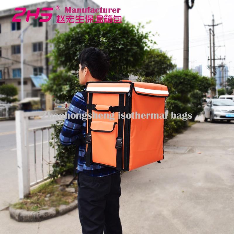 wholesale waterproof cold frozen food storage equipment packaging boxes cooler backpack bag