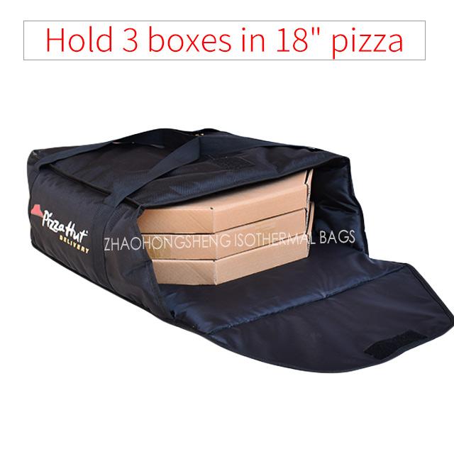 uendelezaji mafuta ya moto chakula pizza kibanda utoaji mifuko ya baridi