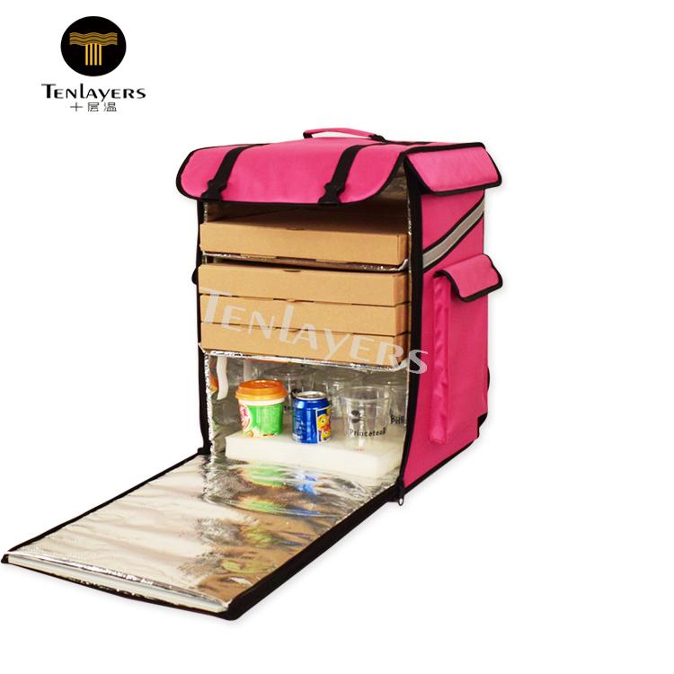 custom printe outdoor iten ferpakking lunch cooler rugzak bag